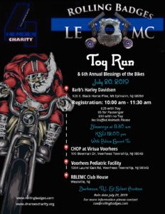 RBLEMC TOY RUN & BLESSINGS OF BIKES