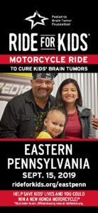 Eastern PA (formerly Philly) Ride for Kids
